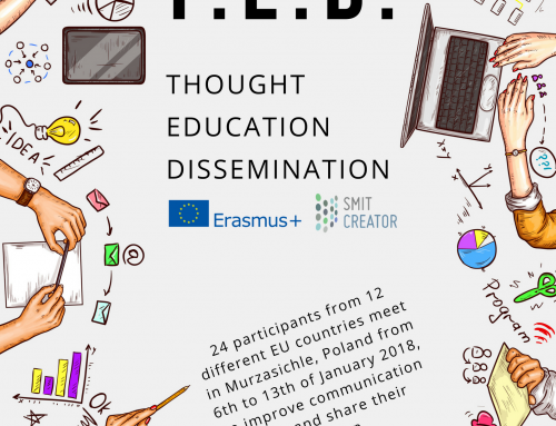 T.E.D – Thought Education Dissemenation